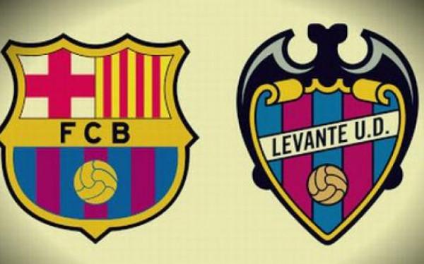 Барселона – Леванте прямая видео трансляция онлайн Барселона – Леванте смотреть онлайн 20.09.15