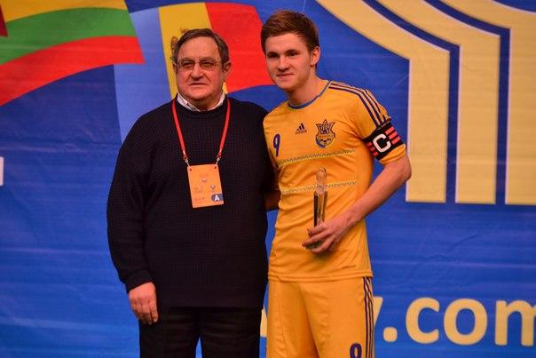 Владислав Калитвинцев - лучший игрок Кубка Содружества