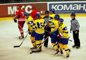 Хоккей: Украинская сборная не справилась с поляками