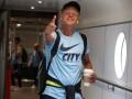 Зинченко вместе с Манчестер Сити отправился во Францию на матч ЛЧ