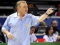 Тренер баскетбольной сборной Украины: Я горд за команду