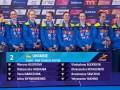 Украинские синхронистки выиграли серебро чемпионата Европы