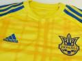 Футболку сборной Украины, в которой она будет играть на Евро, продают от 500 гривен