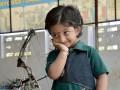 Двухлетняя девочка стала рекордсменкой Индии по стрельбе из лука