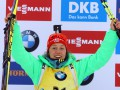 Биатлон: Далмайер победила в женской гонке преследования, Джима - 11-ая