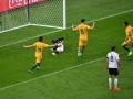 Кубок Конфедераций: Германия переиграла Австралию