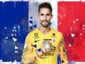 Новичок сборной Франции спел песню стоя на стуле под бурные овации команды
