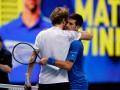 Джокович вышел в полуфинал Итогового турнира ATP, обыграв Зверева