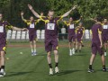 Фотогалерея: Парни в форме. Физкульт-привет от арбитров Евро-2012