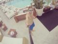 Солнечный отпуск: Артем Кравец с женой отдыхает в Монако