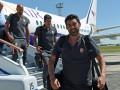 Шахтер прибыл в Одессу для подготовки к Суперкубку Украины