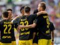 Ярмоленко забил гол и отдал голевую передачу в матче с Аугсбургом