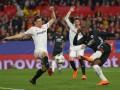 Севилья - Манчестер Юнайтед 0:0 обзор матча