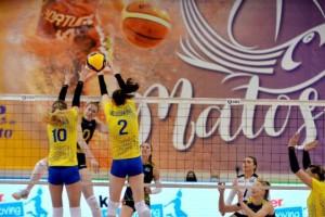Женская сборная Украины по волейболу проиграла Швеции в отборе на Евро-2021