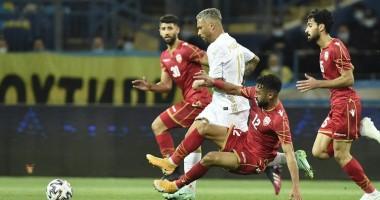 Украина — Бахрейн 1:1 видео голов и обзор товарищеского матча