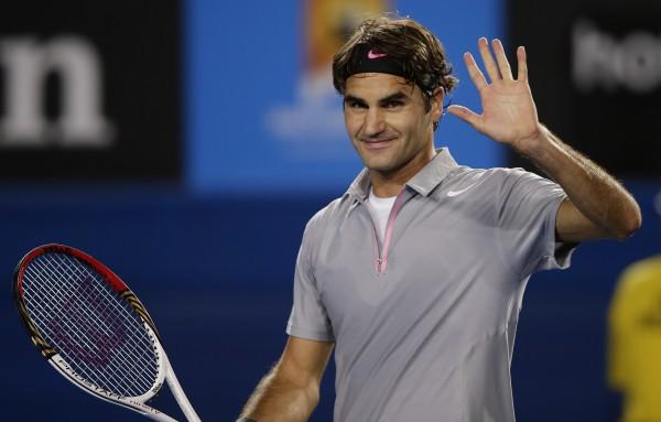 Федерер уверенно идет к своей цели