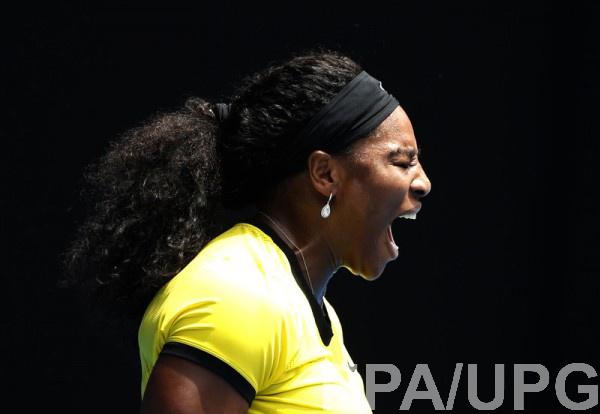 Серена Уильямс в очередной раз выходит в финал