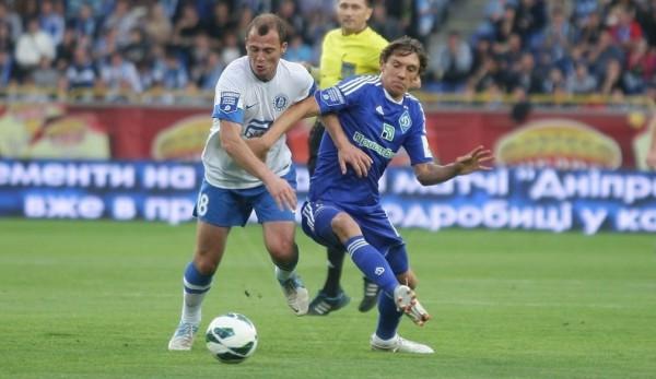 Динамо и Днепр обязаны побеждыть для сохранения шансов занять второе место в чемпионате