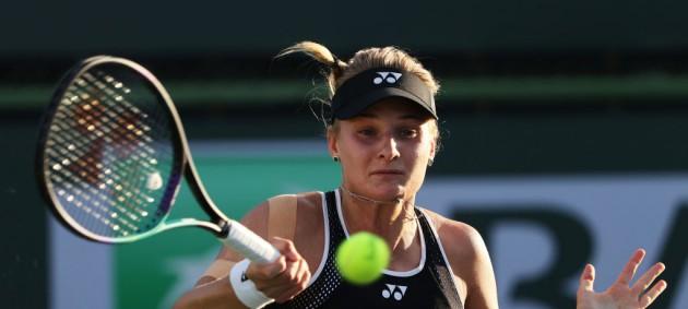 Ястремская обыграла Козлову на соревнованиях WTA в Италии