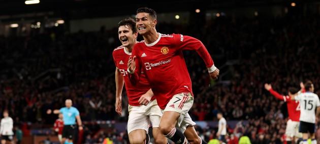 Роналду обновил рекорд Лиги чемпионов и снова опередил Месси