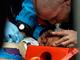 Медицинскому персоналу трассы пришлось делать прямой массаж сердца пострадавшего на месте аварии