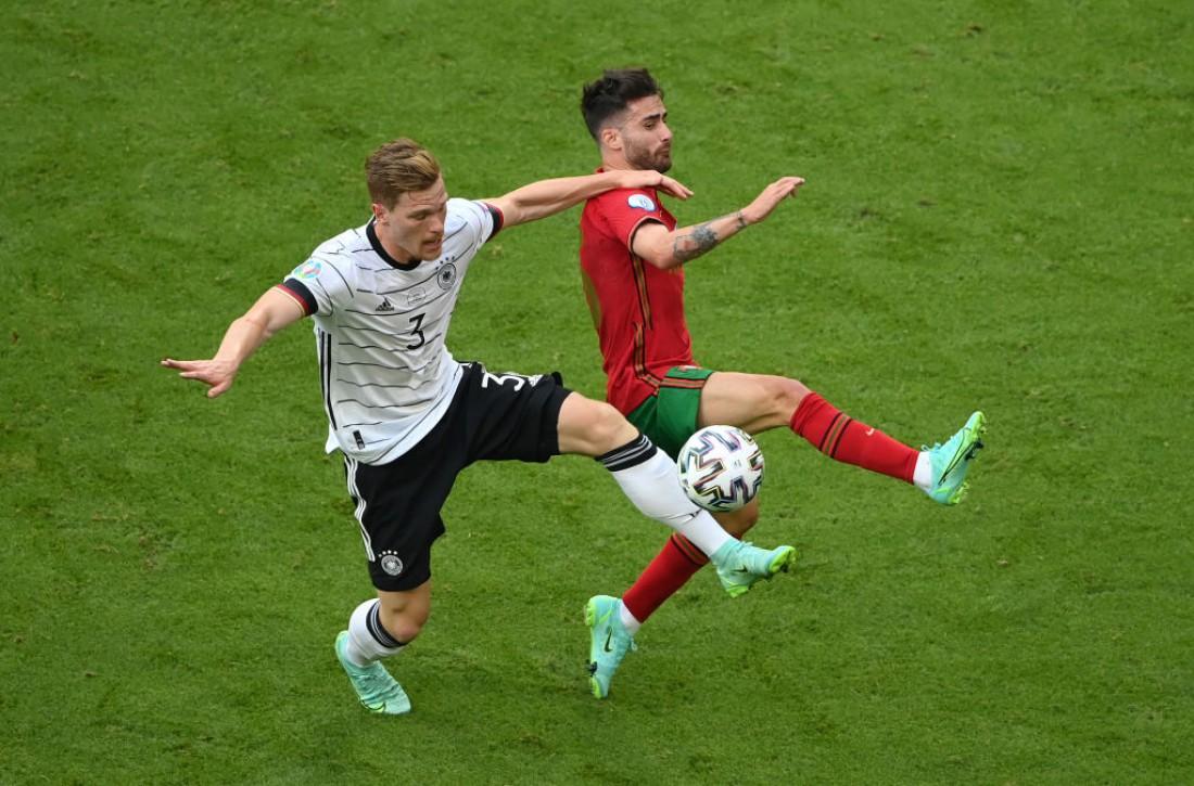 Сборная Португалии - сборная Германии