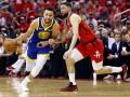 Плей-офф НБА: Голден Стэйт обыграл Хьюстон и выиграл серию на Западе