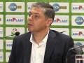 Президент Конкордии: Милевский сказал прямо, что будет искать команду с большей зарплатой