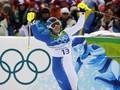 Горнолыжный спорт: Итальянец выиграл олимпийское золото