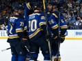 НХЛ: Сент-Луис обыграл Калгари, Коламбус разгромил Баффало