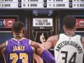 ЛеБрон и Адетокунбо назвали состав команд на Матч всех звезд НБА