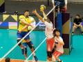 Украинские волейболисты проиграли в финале Золотой Евролиги