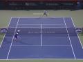 Эффектный удар японца - лучший момент года в теннисе