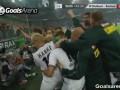 Менхенгладбахская Боруссия выиграла первый матч за жизнь в Бундеслиге