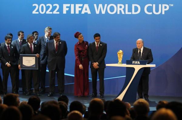 FIFA перенесет ЧМ-2022 в Катаре на более прохладное время