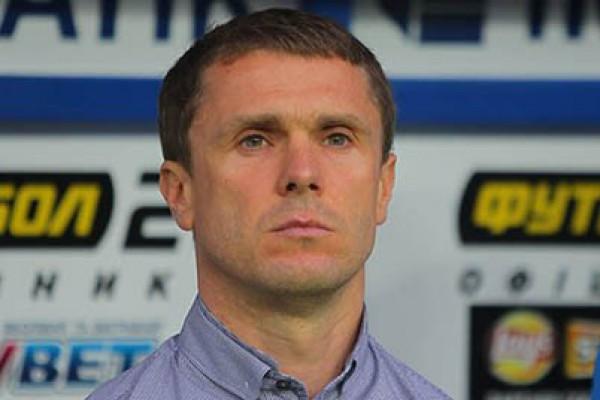 Сергей Ребров считает, что Динамо должно быть украинской командой