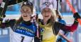 Женский масс-старт в Эстерсунне: видеообзор гонки Кубка Мира
