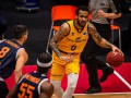 Киев-Баскет вылетел из Кубка Европы ФИБА