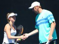 Australian Open: Свитолина c боем пробилась во второй раунд микста