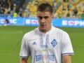Беседин забил первый гол за основу Динамо