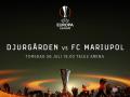 Юргорден – Мариуполь 0:1 онлайн трансляция матча Лиги Европы