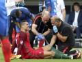 Роналду выбыл на длительный срок после травмы, полученной в финале Евро-2016