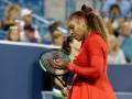 Уильямс будет посеяна на US Open выше своего номера в мировом рейтинге