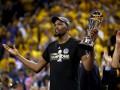 Кевин Дюрант назван MVP финальной серии НБА