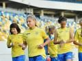 Женская сборная Украины разгромно уступила Японии
