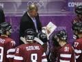 Хоккейной сборной Латвии грозит дисквалификация