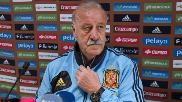 Висенте дель Боске продлил контракт со сборной Испании