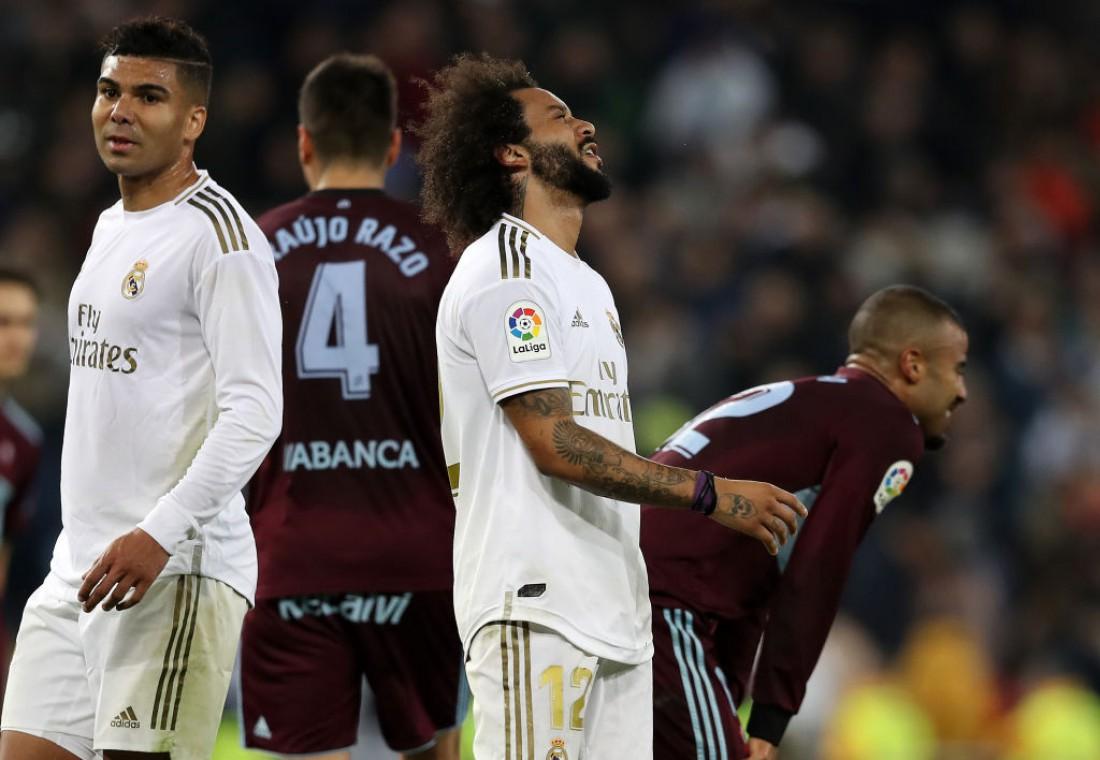 Реал - Сельта: видео голов и обзор матча