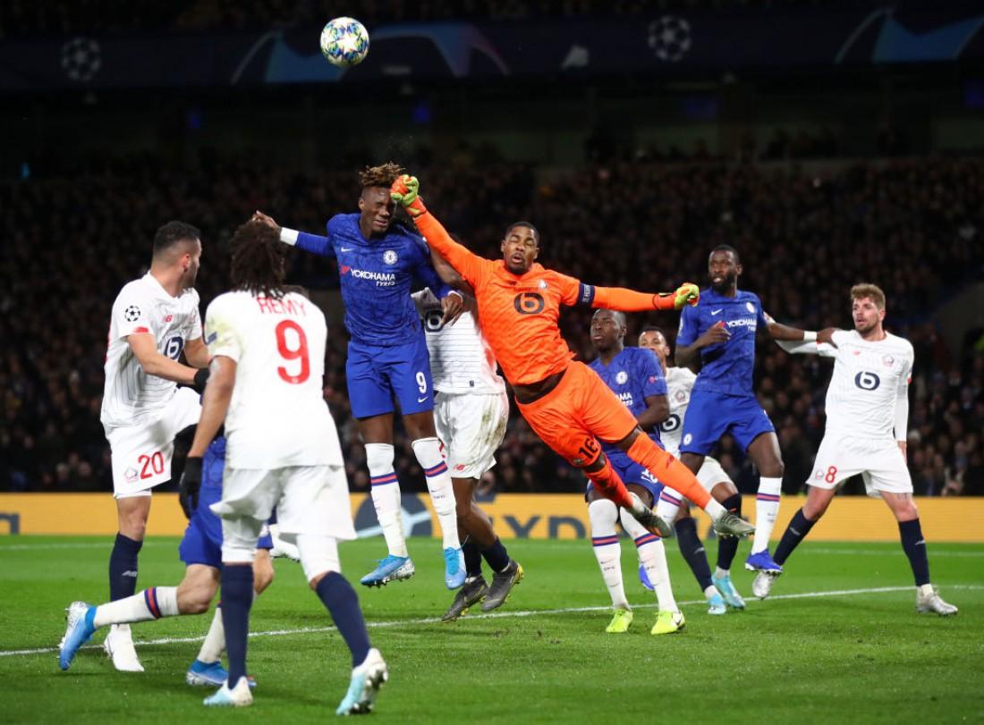 Челси - Лилль: видео голов и обзор матча