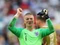 Пикфорд признан лучшим игроком матча Швеция - Англия